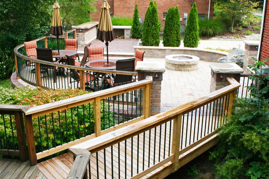 Outdoor Living Spaces Gallery | Allison Landscaping on Outdoor Living And Landscapes id=72130