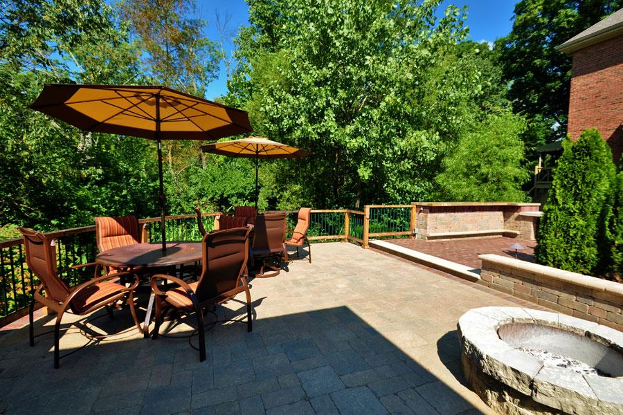 Outdoor Living Spaces Gallery | Allison Landscaping on Outdoor Living And Landscapes id=69322