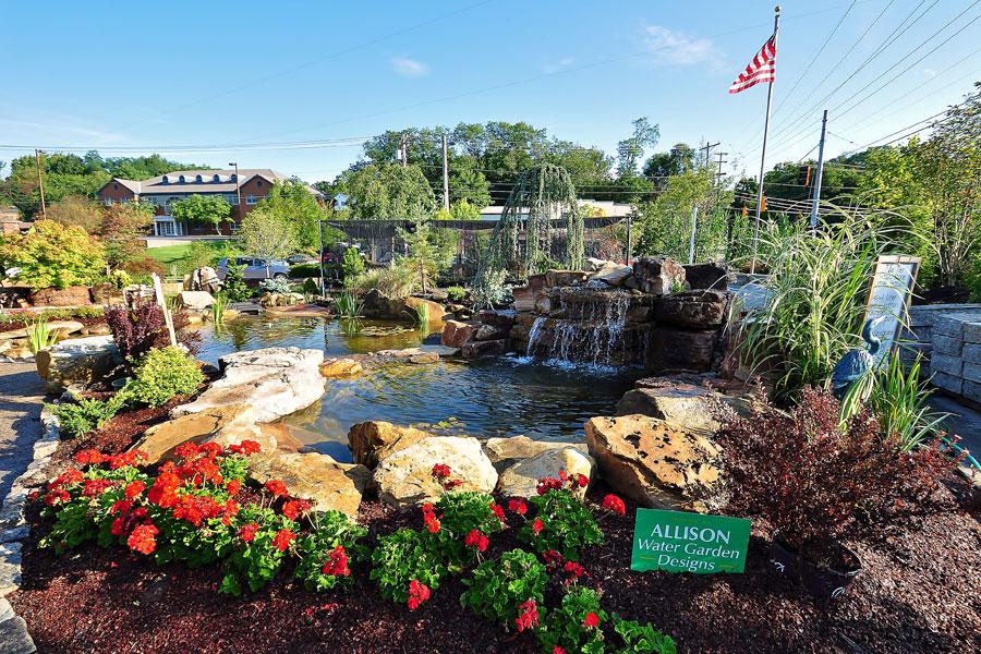 Bedrock Gardens Cincinnati Ohio Garden Ftempo